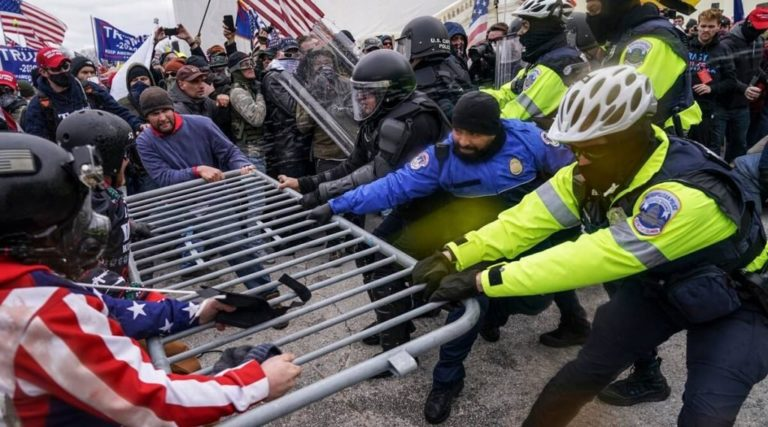 US Capitol: 4 Dead, 52 Arrested As Trump Supporters Protest