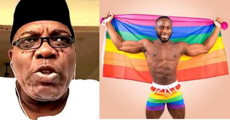 My Gay Son Has Spiritual Problem – Doyin Okupe