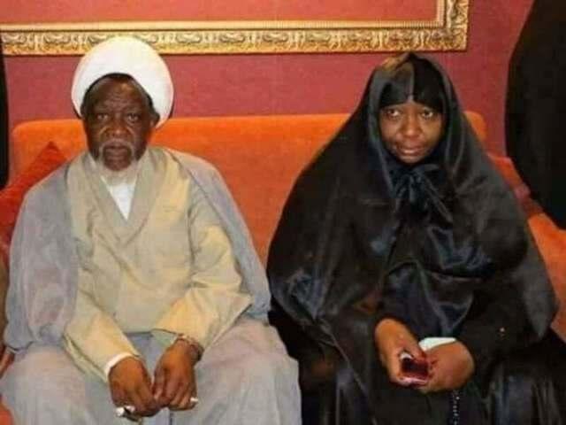 El-Zakzaky's Wife Contracts COVID-19 In Kaduna Prison