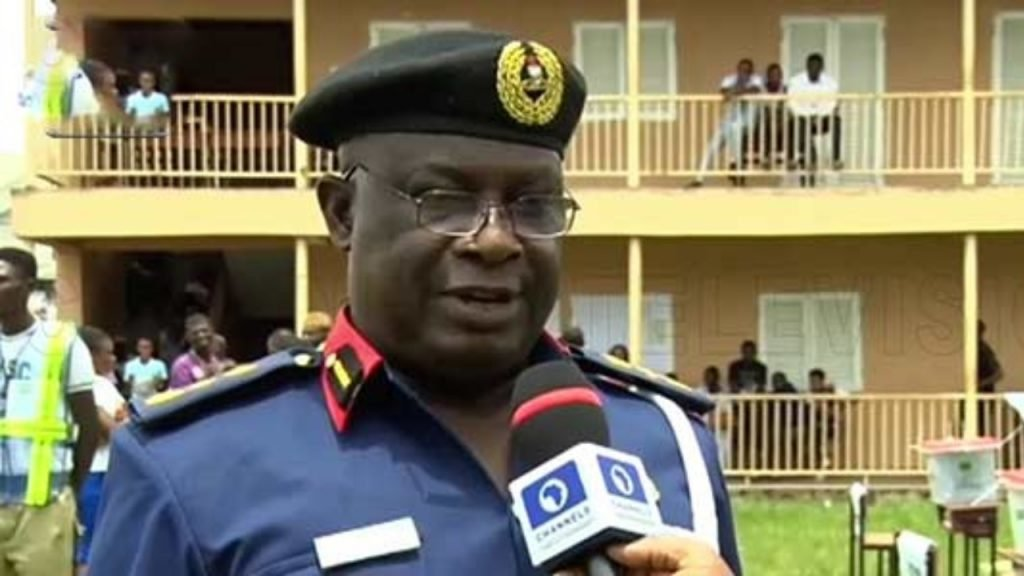 FG Finally Confirms Madu As NSCDC Commandant General
