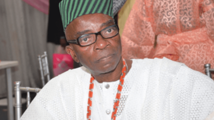 Former Finance Minister, Jubril Martins Kuye Is Dead