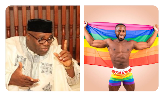 My Gay Son Will Still Be Celebrated Globally - Doyin Okupe