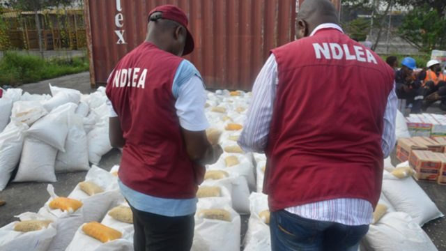 NDLEA Seizes Cocaine, Heroin Worth N30bn At Lagos Airport
