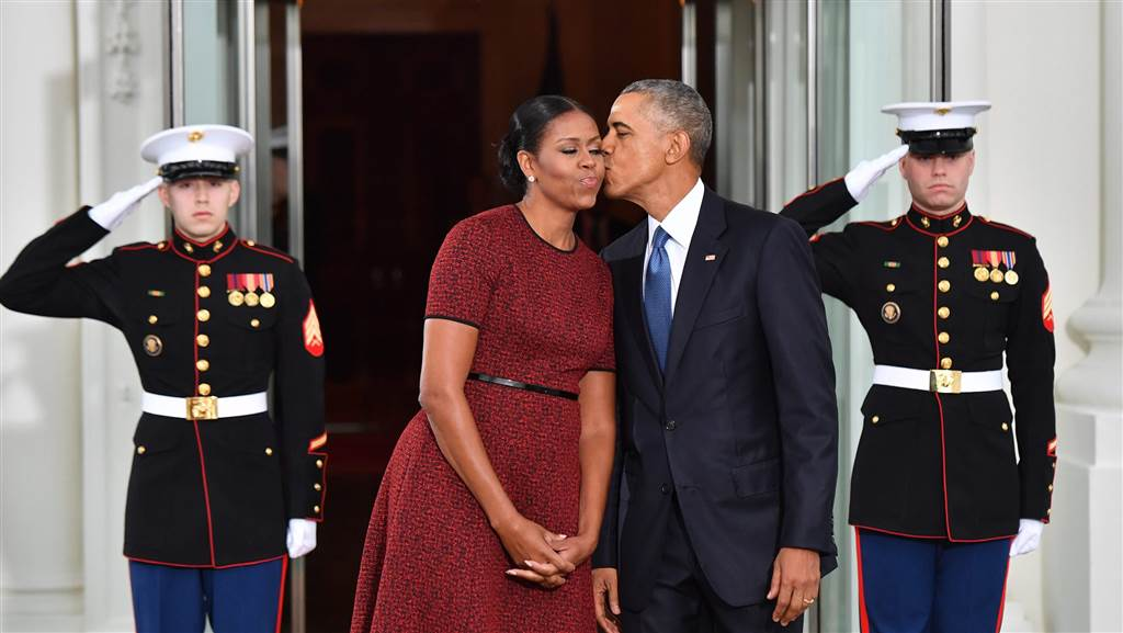 Obama Sends Heartfelt Birthday Message To Michelle