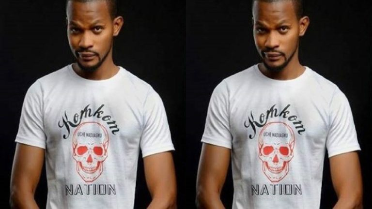 'Proudly Gay' Actor Uche Maduagwu Declares