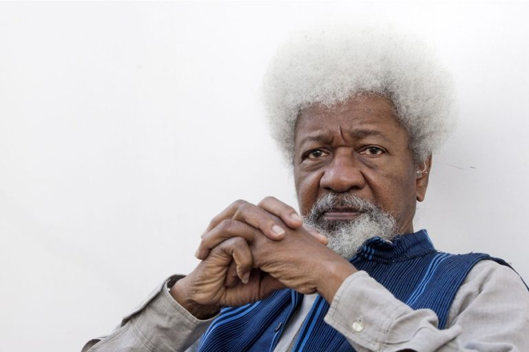 Trump Was A Monster President – Soyinka