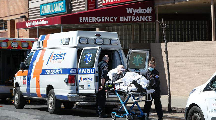 U.S. In COVID-19 Relief As Cases, Death Crashes Significantly