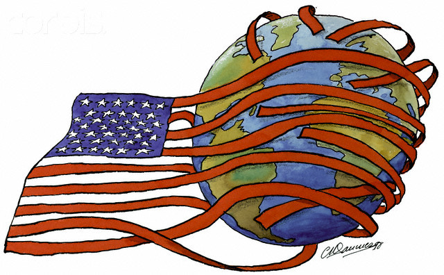 How The Western Imperialists Control The World
