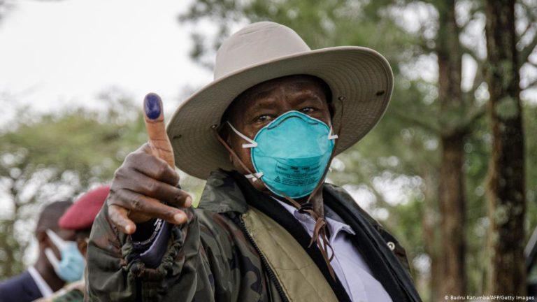 Uganda Elections Museveni Takes Leads Bobi Wine Cries Foul