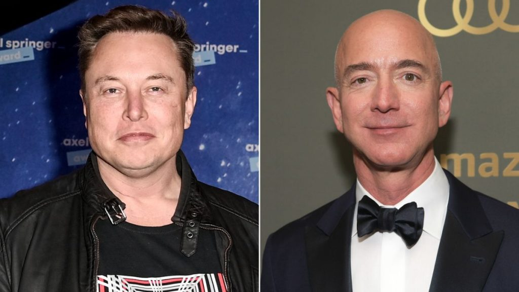 Elon Musk Overtakes Jeff Bezos, Now World's Wealthiest Person