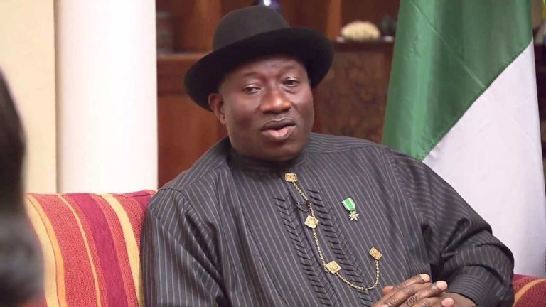 2023 Jonathan Complains Of Neglect By The PDP