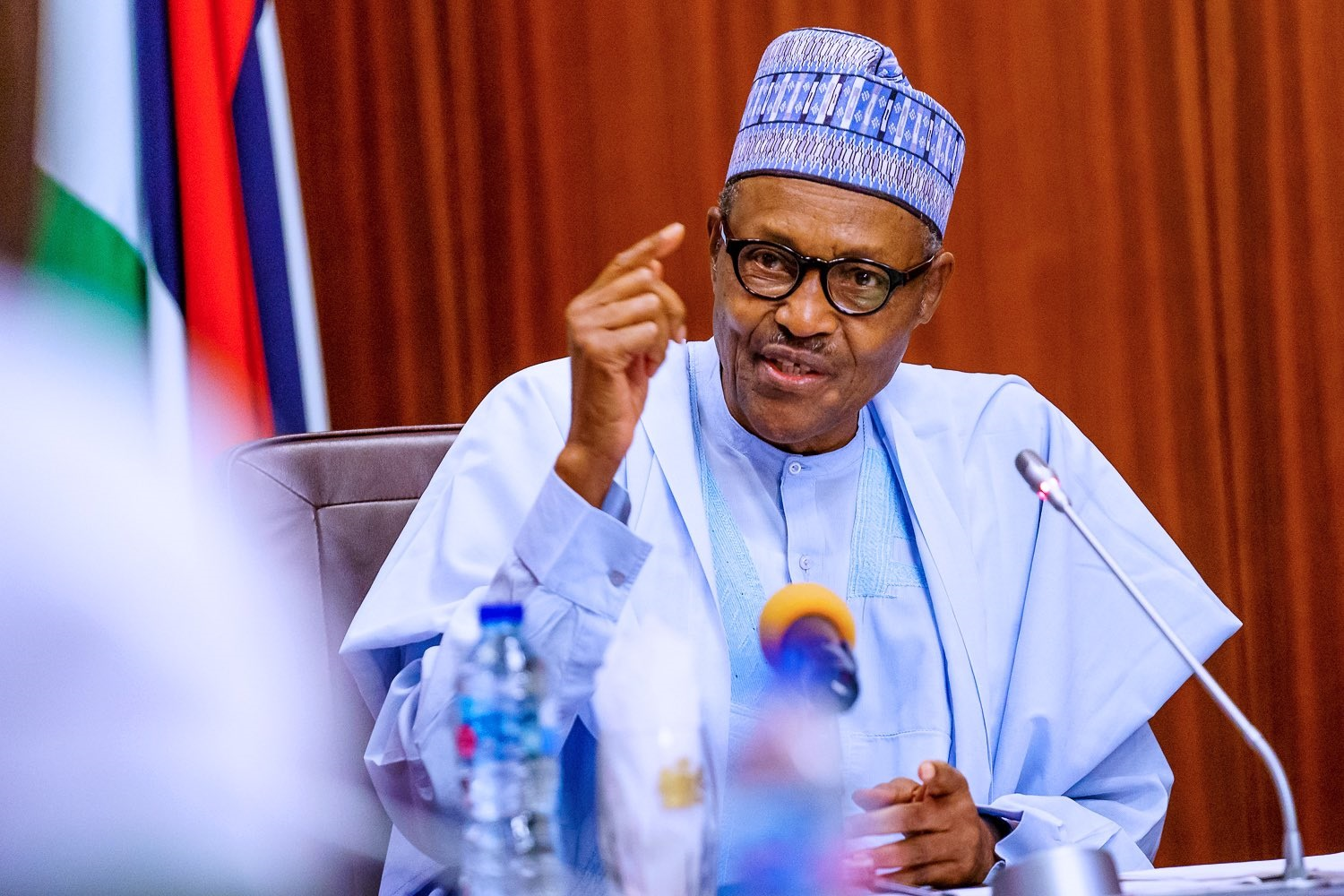 We Are Happy Abducted Kagara Students Are Released – Buhari