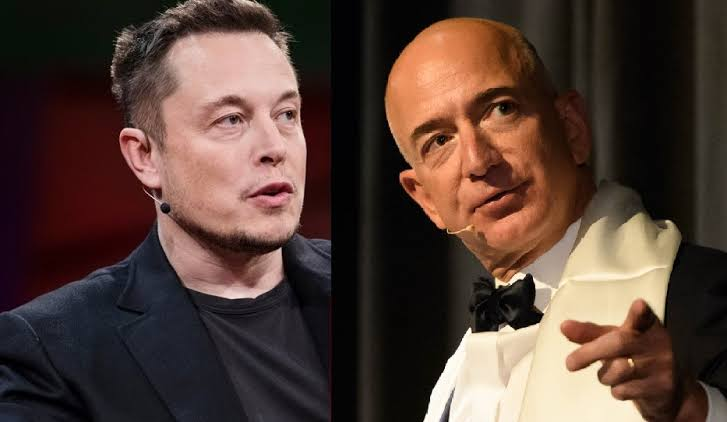 Again, Jeff Bezos Dethrones Musk To Become World Richest Man