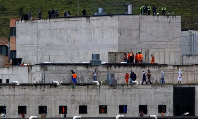 At Least 60 Inmates Killed In Ecuador Prison Riots