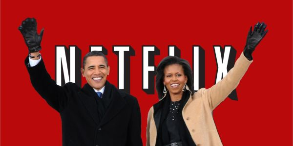 Barack & Michelle Obama Announce 6 New Projects For Netflix