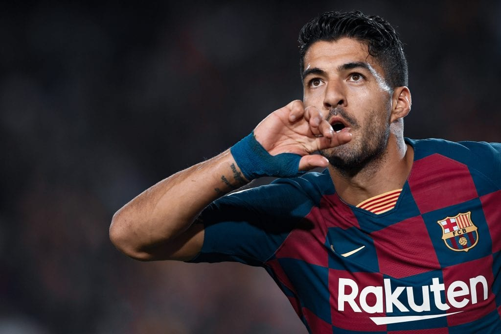 Barcelona Disrespected Me, Told Me I Was Too Old - Suarez