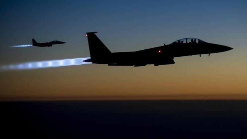 Biden Approves US Airstrike On Iran-Backed Militias In Syria