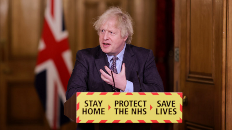 Boris Johnson Set To End Lockdown In UK By June 21st