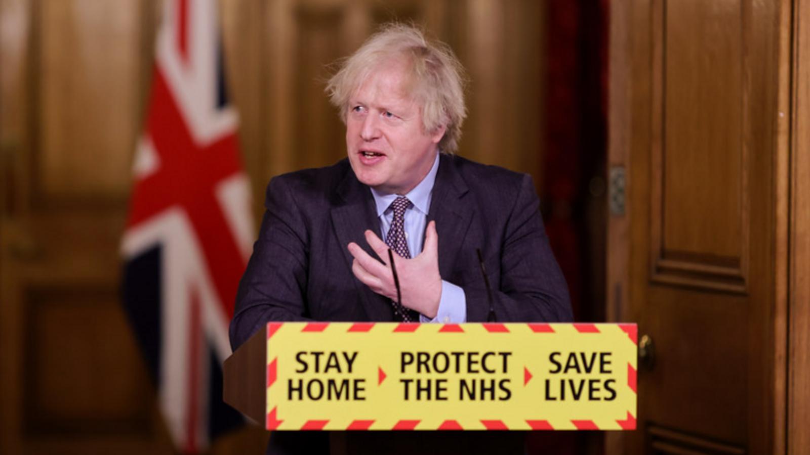 Boris Johnson Set To End Lockdown In UK By June 21st