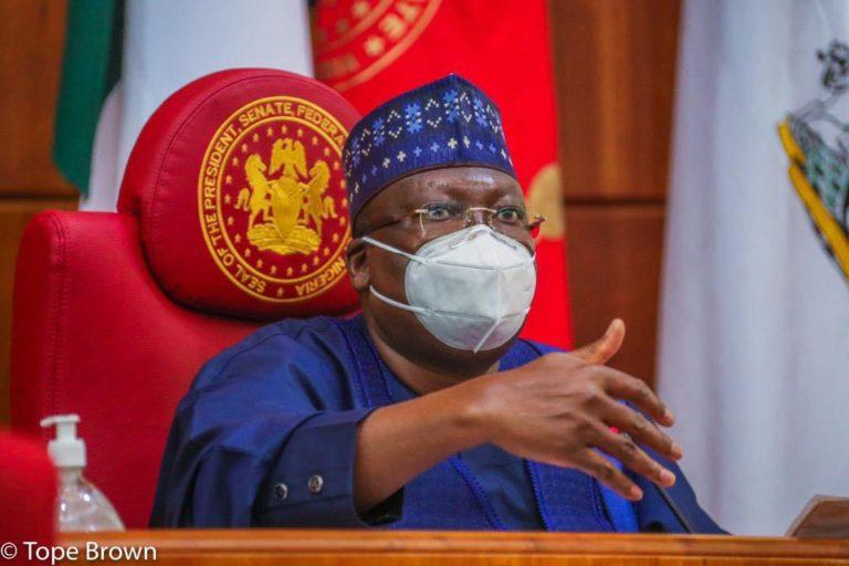 Drug Barons Funding Terrorism, Banditry In Nigeria – Lawan