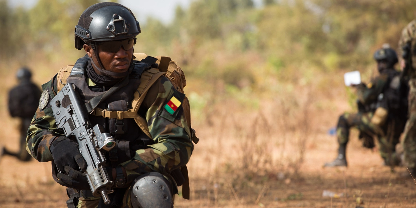 Cameroonian Soldiers Raped 20 Women, Killed Man - HRW