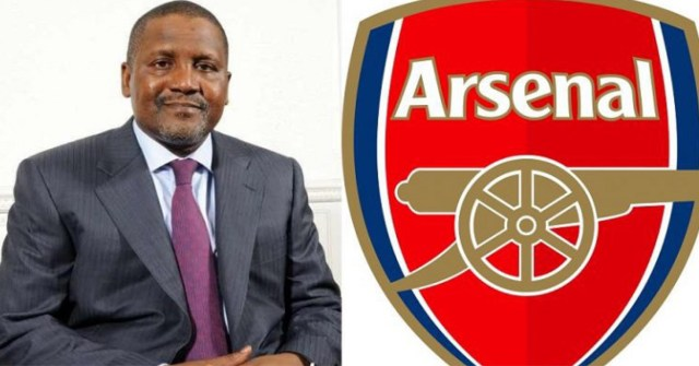 Dangote Set To Hold Arsenal Talks With Kroenke
