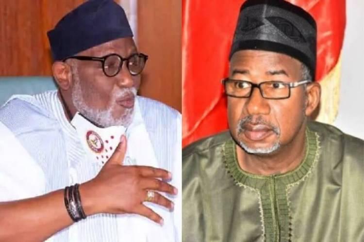 Don't Set Nigeria On Fire, Akeredolu Warns Bauchi Gov
