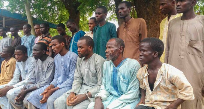 FG Finally Set To Place 5,000 Boko Haram Suspects On Trial