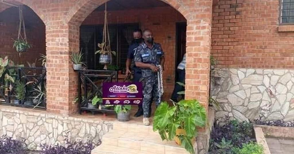 Ghana Security Forces Shut Down LGBTQ Office