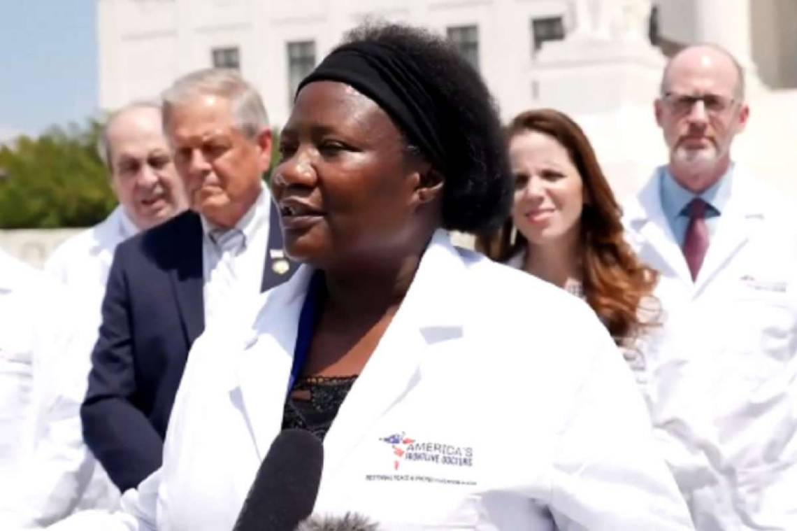 Hydroxychloroquine Stella Immanuel Seeks Apology From Biden