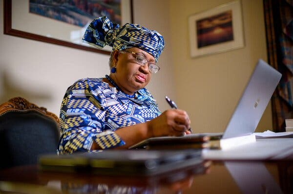 I Was Shocked Trump Blocked My WTO Job - Okonjo-Iweala