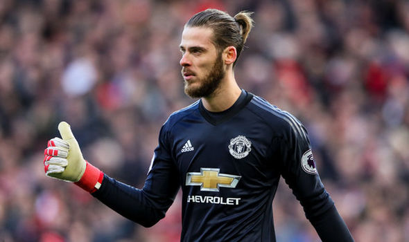 Manchester United Now Ready To Sell De Gea