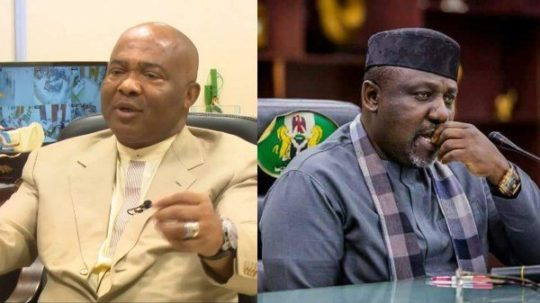 Okorocha, Uzodinma: Untouchable Looters Who Have Wrecked Imo