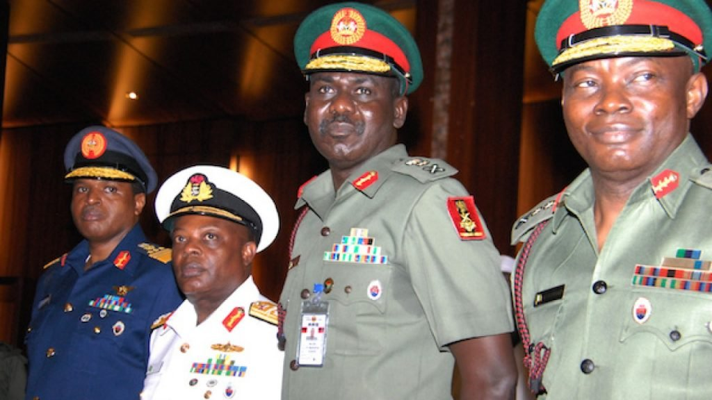Ambassadorial Nominations For Ex-Service Chiefs: Who's Afraid Of ICC