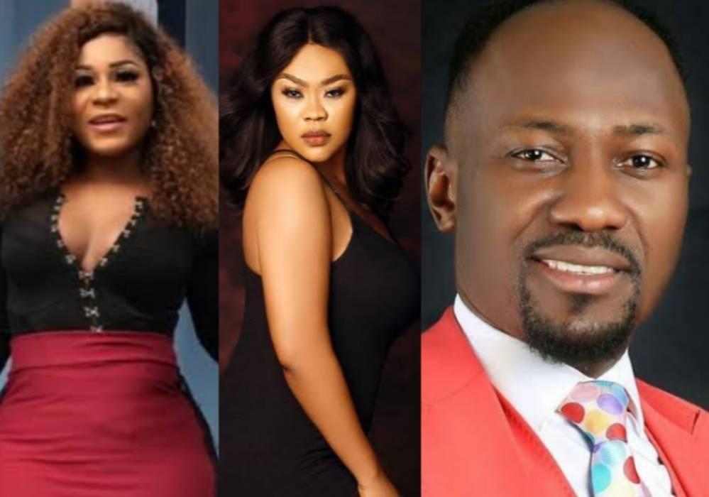 Destiny Etiko, Nollywood And The Deception