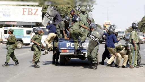 Zambian Police Officer Charged With Killing Protesters
