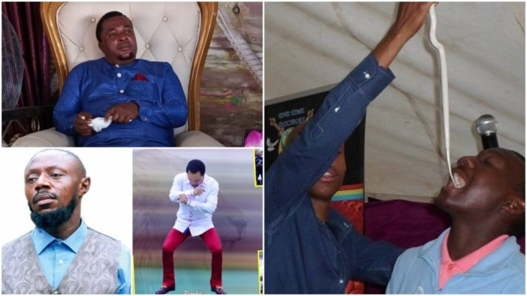 'Controversial Pastors' On The Rise Amid Economic Hardship