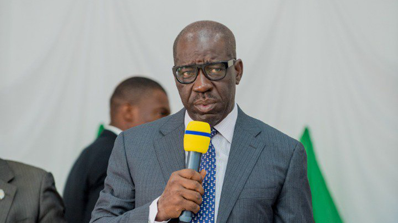 'I'm Ready To Fight You' - Obaseki To Edo NUT