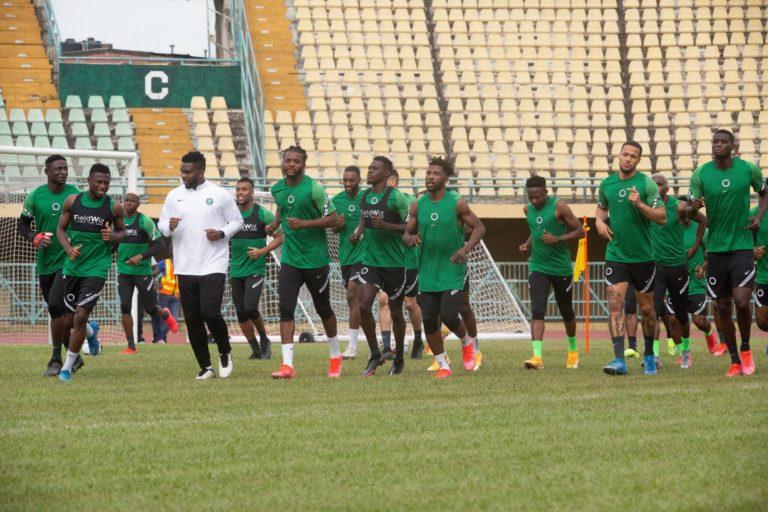 2021 AFCON Super Eagles Target Qualification Against Benin
