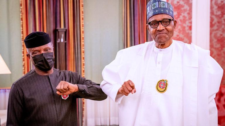 Buhari, Osinbajo To Take COVID Vaccine On Saturday