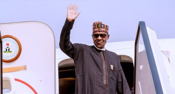 Buhari Travels To London For 'Routine Medical Check Up'