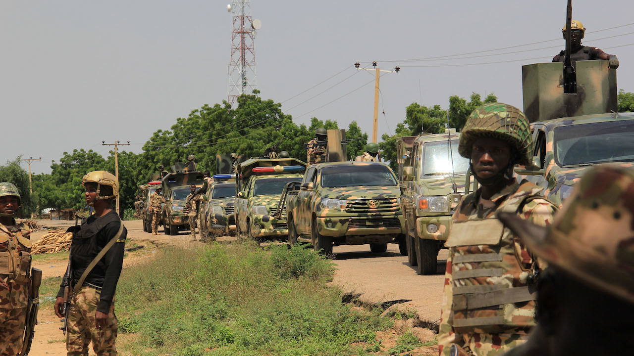 Death Toll Rises To 141 In Niger's Suspected Jihadist Attack