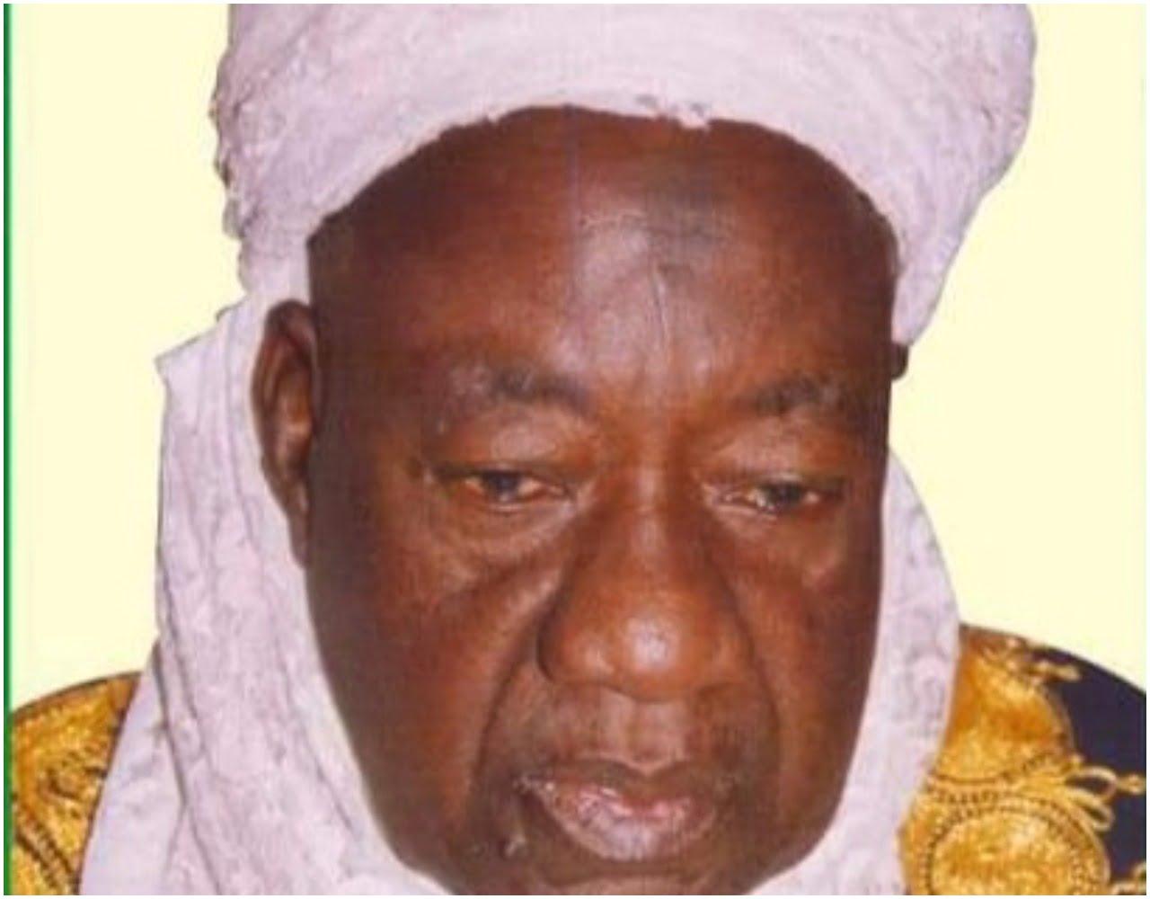 Niger Govt Announces Death Of Emir Of Kagara, Salihu Tanko