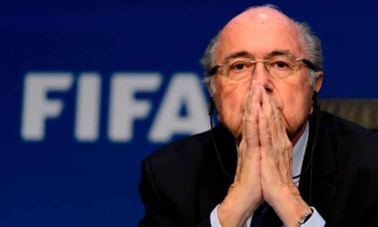 Ex-FIFA President Blatter, Gets New Ban