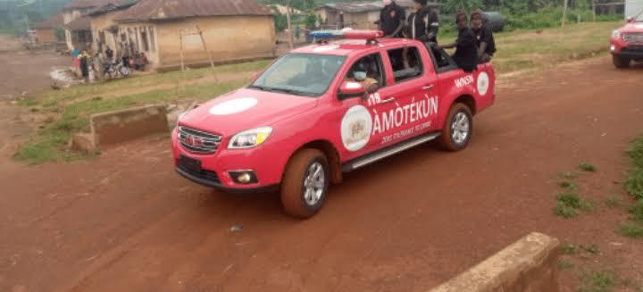 Again, Fulani Herdsmen Attack Amotekun Officials In Oyo