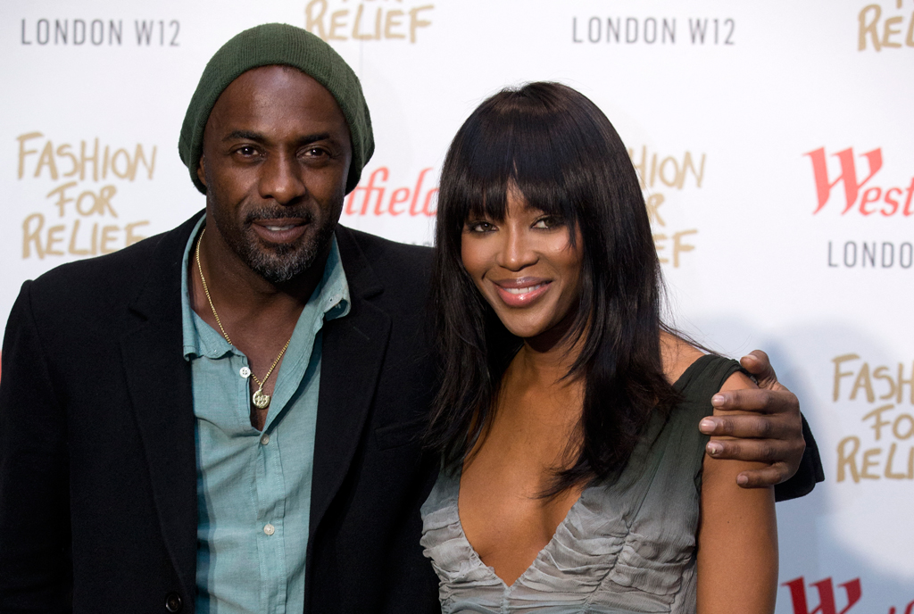 Idris Elba And Naomi Campbell Slam Ghana Over Gay Rights