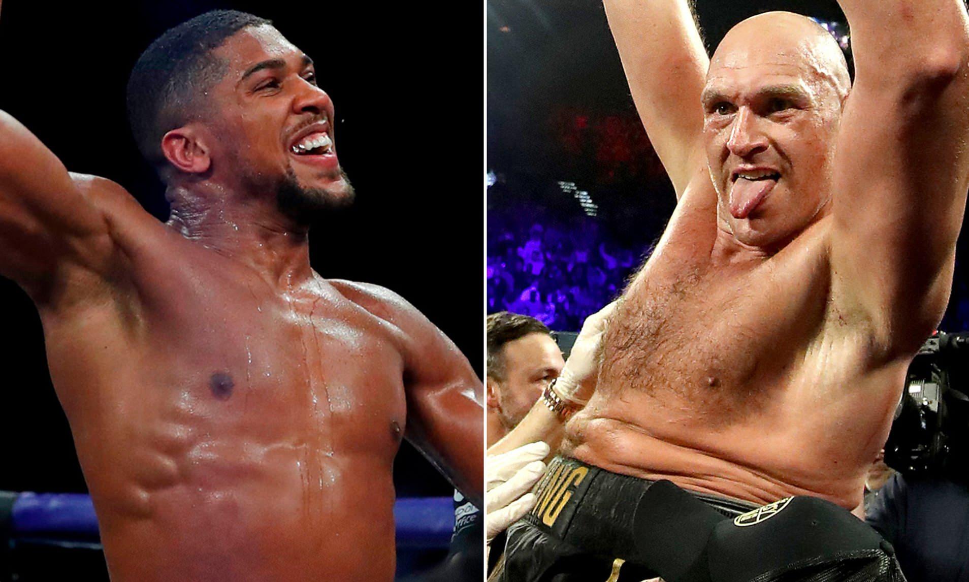 Joshua, Fury Agree Terms Over £200m Mega-Fight