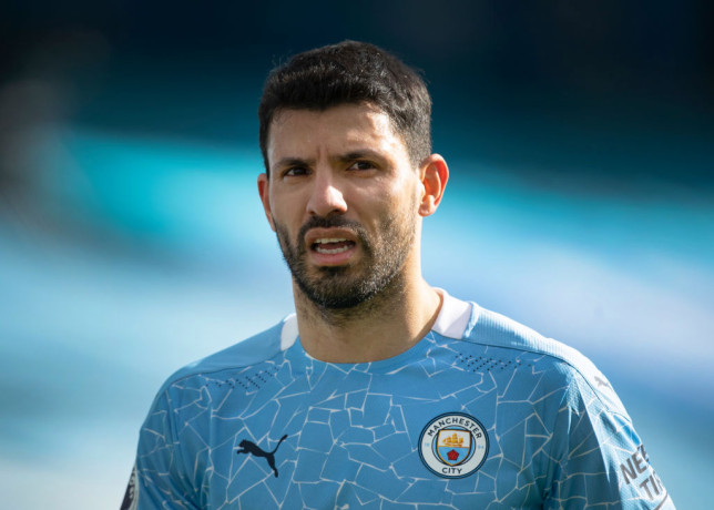 Man Utd, Chelsea Make Offers For 'Available' Aguero