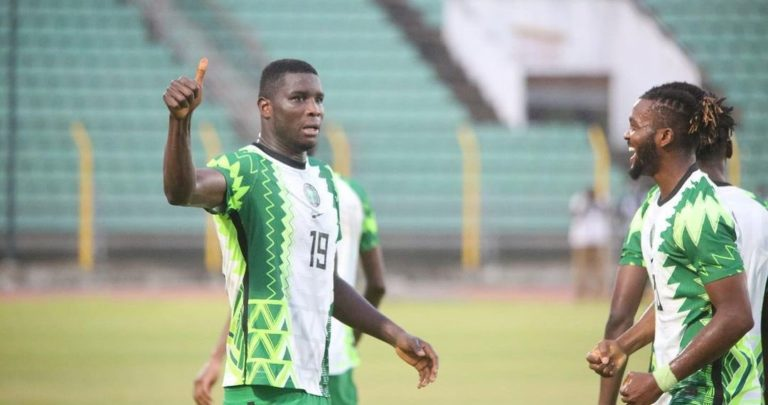 Nigeria Breweries Offers ₦1M For Man Of The Match Vs Lesotho