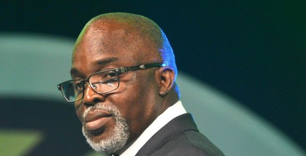 Pinnick Gets FG's Backing In Quest For FIFA Council Seat
